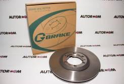 Тормозной диск передний G-Brake GR-02230, Япония
