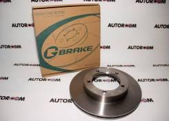 Тормозной диск передний G-Brake GR-02636, Япония