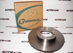 Тормозной диск передний G-Brake GR-02916, Япония
