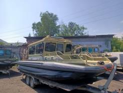 Аэролодка Фантом 750К