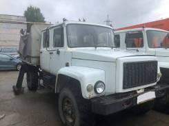 ГАЗ-33081, 2015