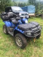 Polaris Sportsman Touring 850, 2012