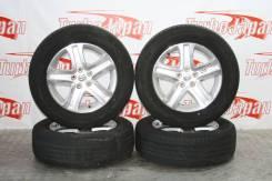 Колёса диски Suzuki 5х114.3 R17 + Лето Hankook