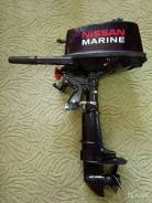 Лодочный мотор Nissan Marine 5 л. с.
