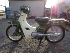 Yamaha Mate 50, 1993
