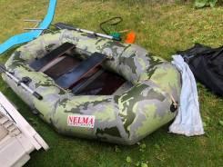 Резиновая лодка nelma 260