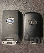 Чип ключи на Toyoya VITZ, Voivo S60, S80, V70.
