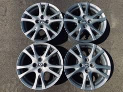 """Диски 16"""" Mazda/Toyota 6.5j +50 4*100 [VSE4Kolesa]"""
