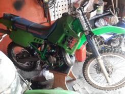 Kawasaki KDX 200SR, 1994