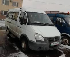 Микроавтобус ГАЗ – 32212, В г. Воронеже год, 2014