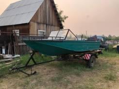 Моторная лодка «Днепр»