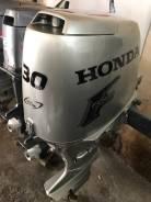Лодочный мотор Honda BF30, из Японии, ПОД Дистанцию