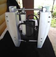 Подъёмник лифт вертикальный для лодочных мотров до 300 л. с. новый