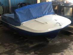 Продаю лодка ОБЬ-3