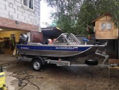 Продам лодку Rusboat 43
