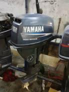 Лодочный мотор Yamaha F9.9 из Японии.