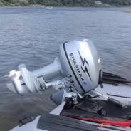 Лодочный мотор Sharmax 9.8s