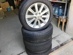 Новый комплект колёс Камри 215/55/17