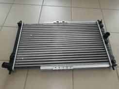 Радиатор охлаждения двигателя Lanos с кондиционером