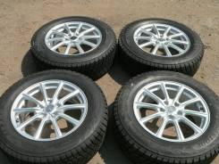 Диски Bridgestone 17 дюймов 5х114,3