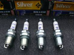 Серебро. Комплект Свечей зажигания Brisk Silver = BKR5EIX, IK16,