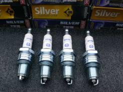 Серебро. Комплект Свечей зажигания Brisk Silver = PGR5A-11, IW16,