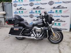 Harley-Davidson CVO Ultra Classic Electra Glide FLHTCUSE6, 2012