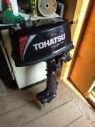 Лодочный мотор Tohatsu-5л. с