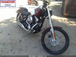 Harley-Davidson Dyna Wide Glide FXDWG, 2010