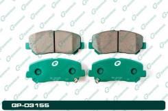 G-Brake GP03155 Колодки тормозные, передние