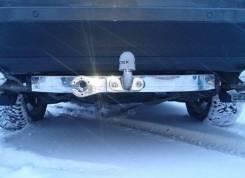 Фаркоп для Toyota Highlander с 2014 г. в., установка