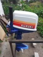Продам лодочный мотор Suzuki DT8