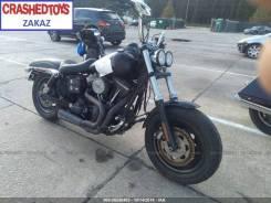 Harley-Davidson Dyna Fat Bob FXDF, 2014