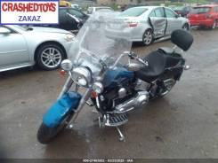 Harley-Davidson Fat Boy FLSTFI, 2005