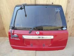Дверь пятая контрактная Nissan X-Trail NT30 5208