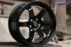NEW! Комплект дисков Volk Racing TE37 SL R17 8j ET35 5*114.3 (D206)