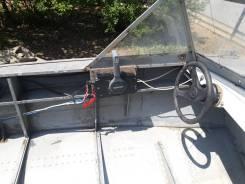Продам мотолодку прогресс 4 с подвесным мотор сузуки 30