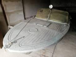 Казанка 2М под водамётом