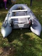Продам лодку Сильверадо 330 в отличном состоянии с транцевыми колёсам.