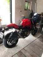 Ducati Monster 821, 2016