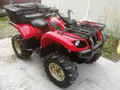 Yamaha Grizzly, 2005