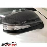 Накладки на зеркала Toyota RAV4 2019+