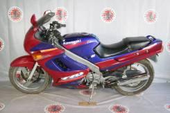 Мотоцикл Kawasaki ZZR250, 2003г, полностью в разбор