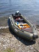 Продам лодку ПВХ-Лидер 380.