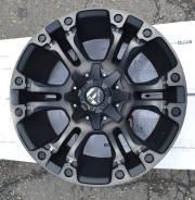 Настоящие диски Fuel Off-Road D569 Vapor R20 5x150