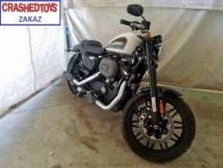 Harley-Davidson Sportster 1200 Roadster XL1200CX, 2019