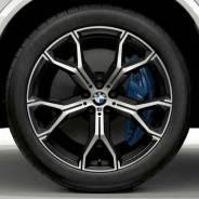 Новые диски NEW BMW X5 X6 X7 741M style в наличии, отправка