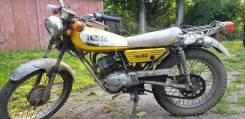 Yamaha YT 50, 1976