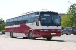 Аренда автобусов Большой Камень, Фокино, Приморский край.