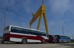 Аренда автобуса г. Большой Камень, г. Фокино, Приморский край